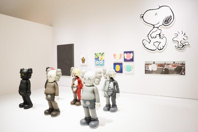 katayama-masamichi-exhibition-kaws-1